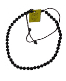 48珠砭石项链